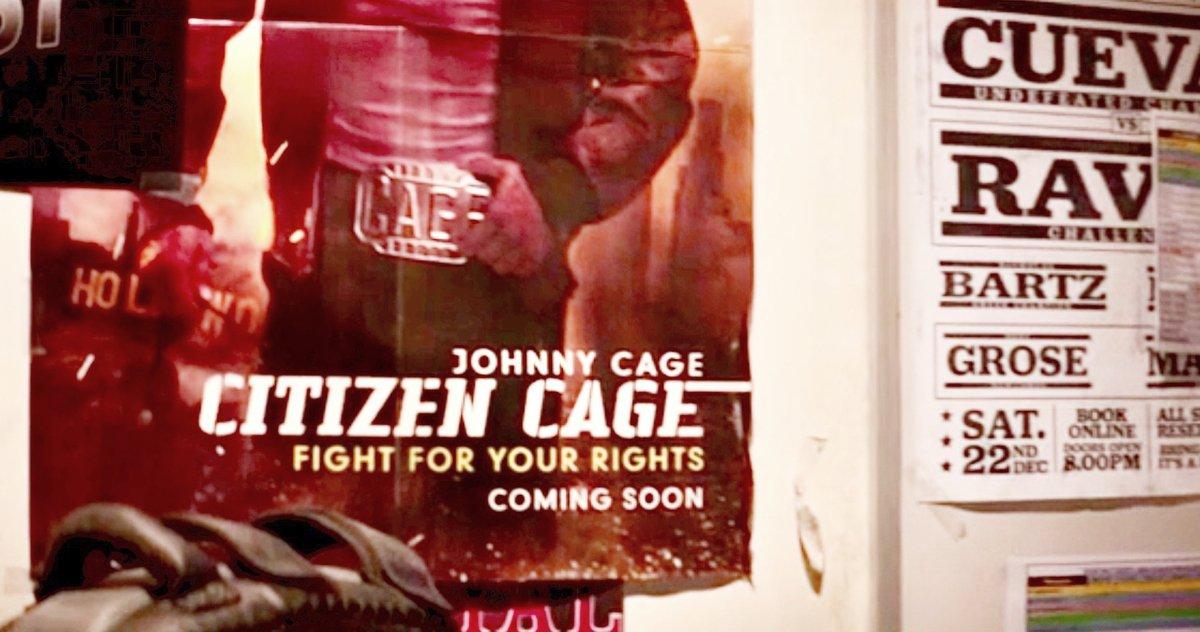 Syco Johnny Cage Mortal Kombat Statue Revealed - The